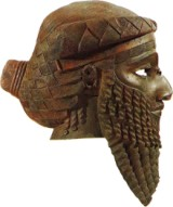 Akkadian ruler, probably Sargon of Akkad