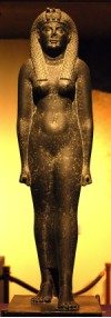 Statue of Cleopatra VII of Egypt