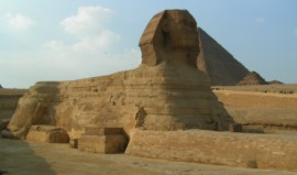 Picture of the Great Sphinx