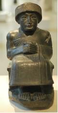 Statue of Gudea of Lagash