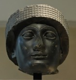 Head of Gudea of Lagash, Louvre Museum