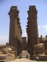 Picture of the Luxor Temple