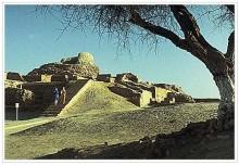 Picture of Mohenjo-daro ruins