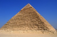 Picture of the Great Pyramid of Khufu, Giza