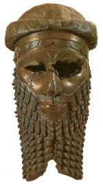 Bust of Sargon of Akkad