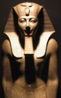 Statue of Pharaoh Tuthmose III