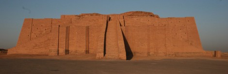 Picture of Ziggurat of Ur